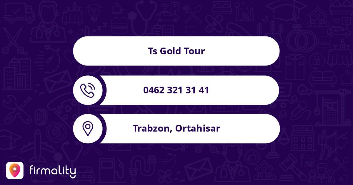 Ts Gold Tour